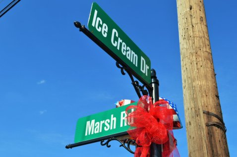 Ice Cream Drive Delaware 2016