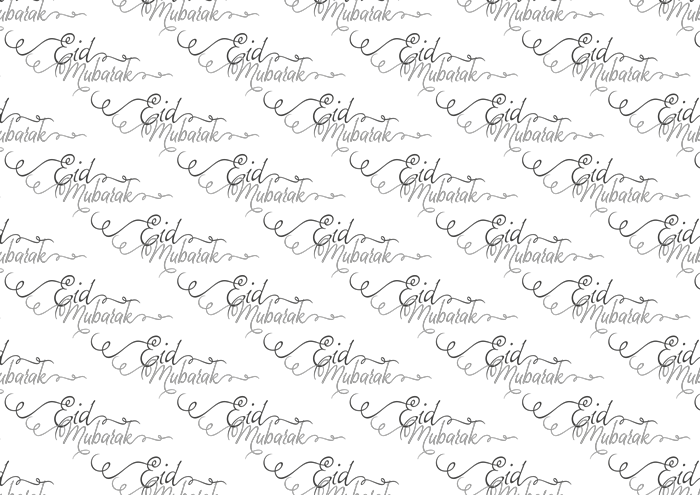 photo regarding Printable Gift Wraps named Totally free Eid Printables 2016: Wrapping Paper, Take care of Box and