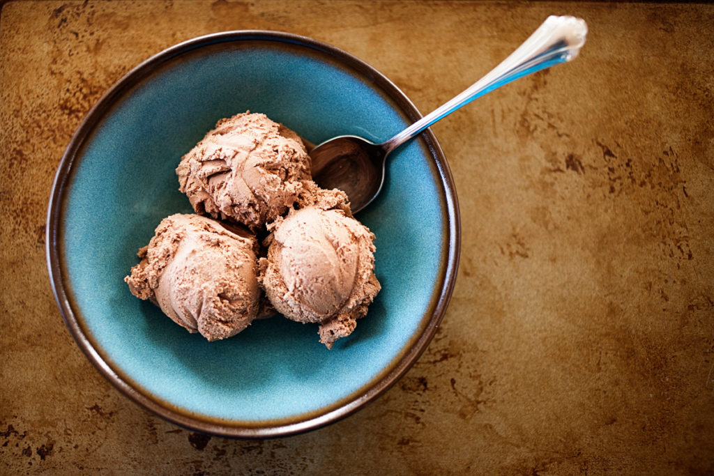 This Classic Chocolate Ice Cream recipe will have you on your way to making hundreds of other ice cream flavors.
