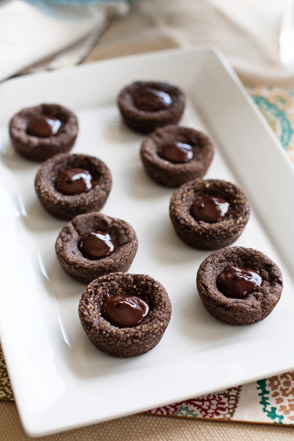 You cannot have a more delicious cookie than these Double Ginger Molasses cookies! With fresh ginger and chocolate, they are a show-stopping Christmas cookie. Made with incredible OXO products, these chewy ginger cookies are nothing short of amazing!