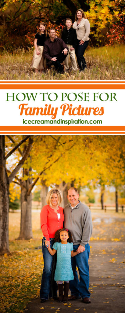 What's the best way to pose for family pictures? Is there a right way or a wrong way? What should you avoid? Learn the surefire tips from a Certified Professional Photographer to make your family pictures amazing!