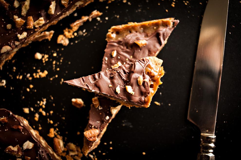Graham Cracker Toffee Crack, Turtle Graham Bars, Graham Cracker Toffee Bark, or Graham Cracker Toffee Brittle