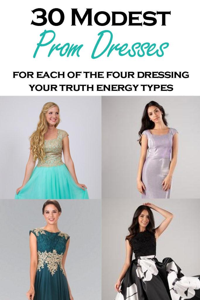 Modest Prom Dresses for Girls
