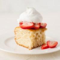 Strawberry Shortcake Cake Recipe