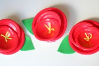 Paper Plate Flower Craft - Ice Cream Off Paper Plates