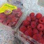 Raspberry clamshells are expensive!