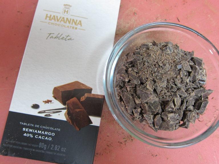 Havana brand chocolate