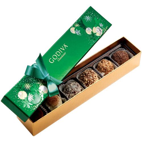 Godiva Chocolatier Christmas Collection 2011 The M Shop