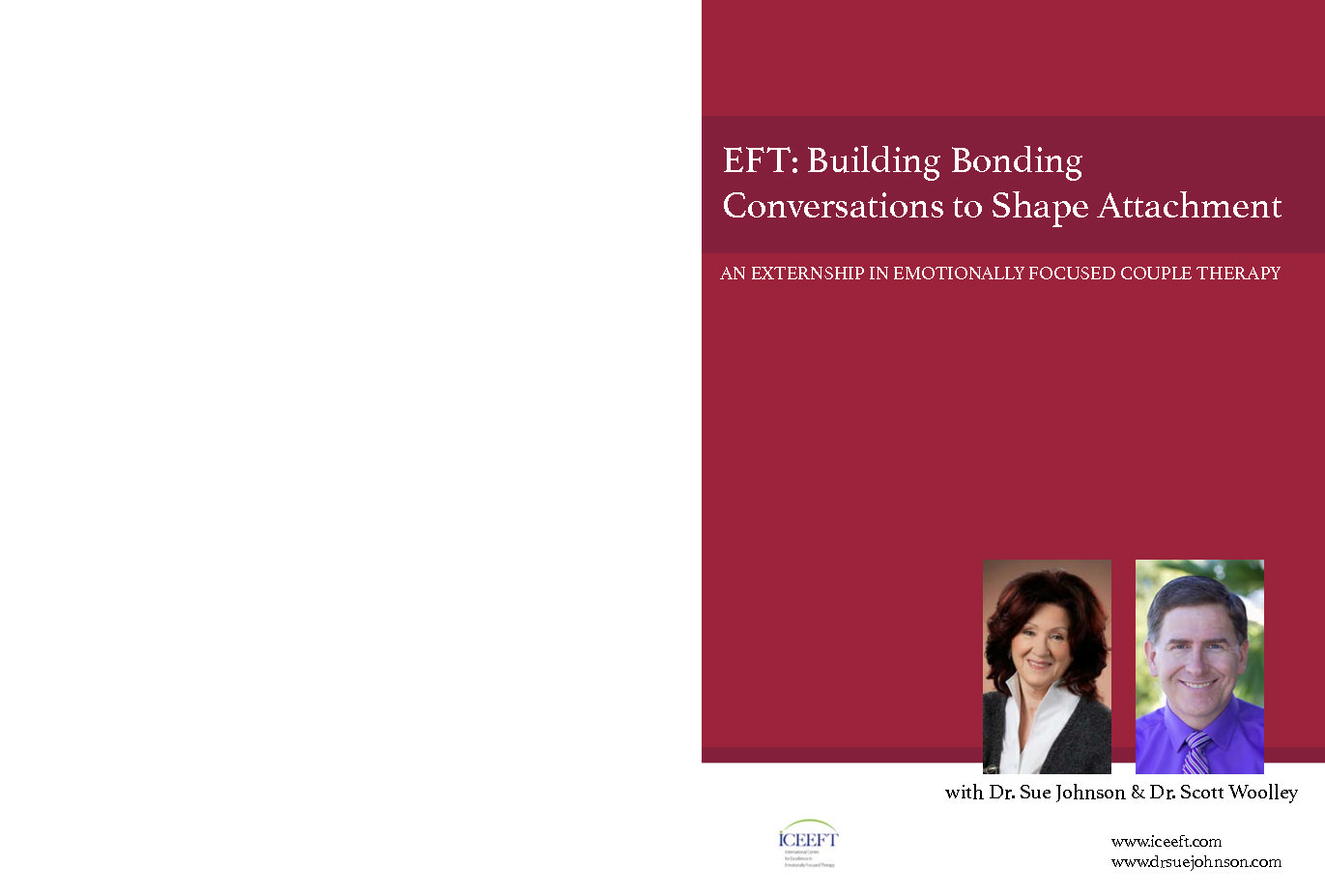 Eft Building Bonding Conversations To Shape Attachment