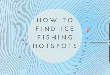 Ice Fishing Hot Spots Title Slide