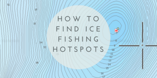 Ice Fishing Hot Spots Title Slide