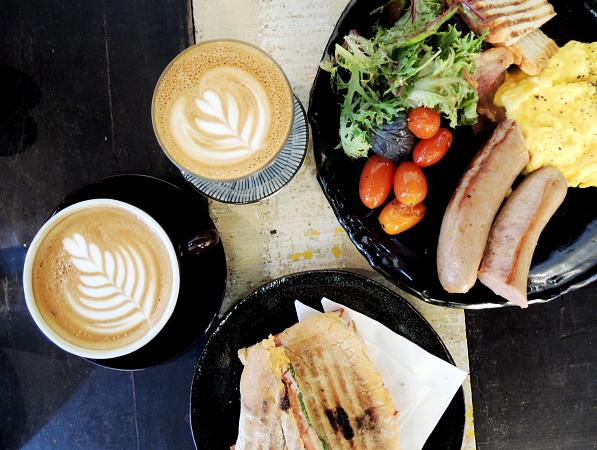 Artistry cafe singapore bugis