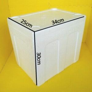 Jual Box Styrofoam BM Harga Grosir