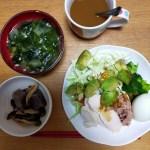 尾張旭のダイエット特化型パーソナルジム のブログの食事写真