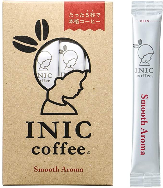 INIC Coffeeの会社と..