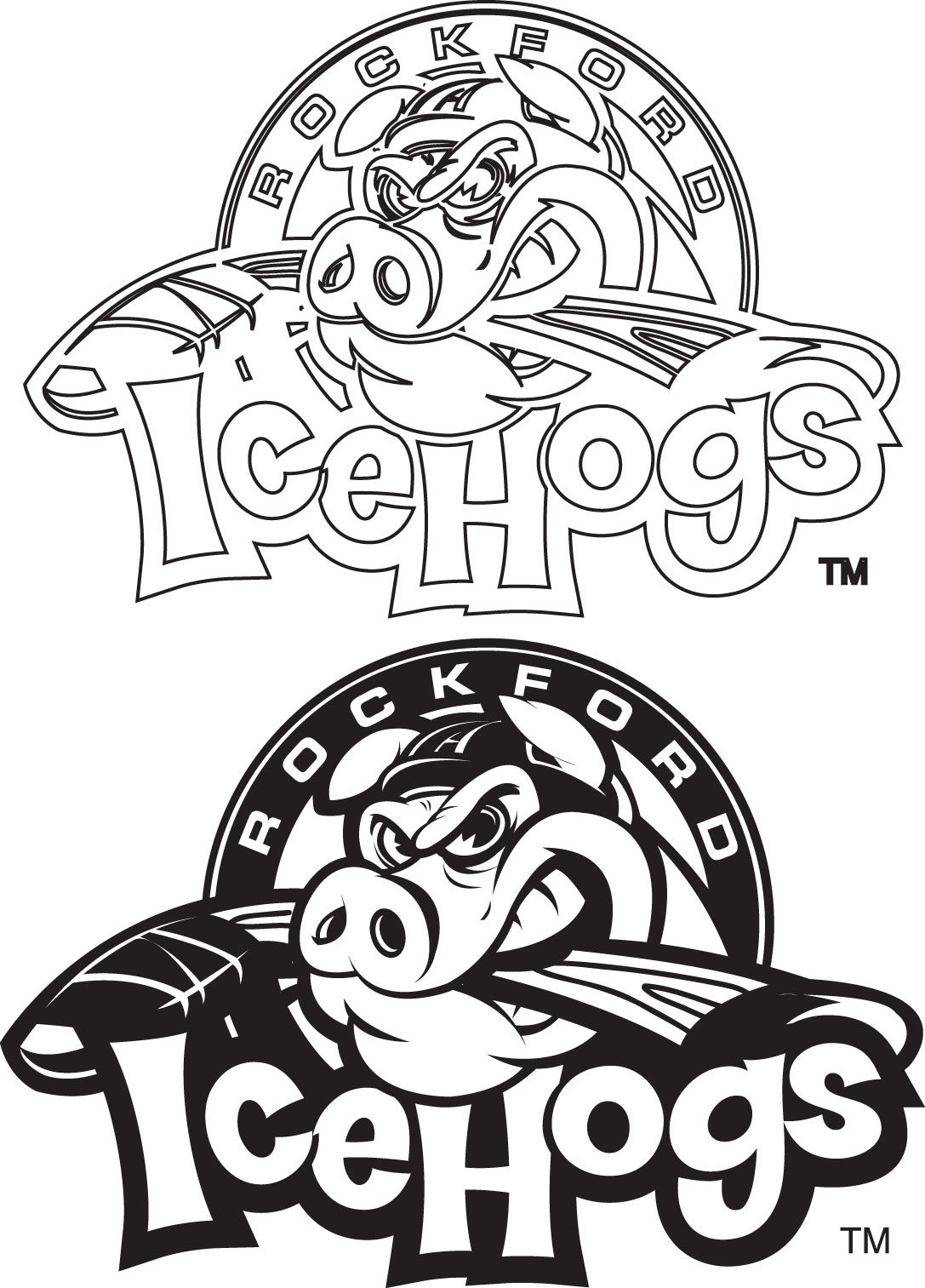 Official Website of the Rockford IceHogs: Kids Corner