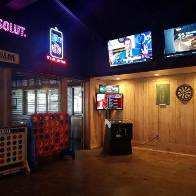 Darts and games