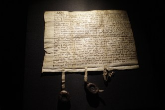 And as something to write on (vellum)