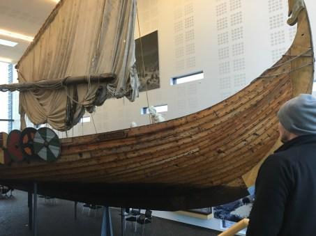 A legit Viking ship
