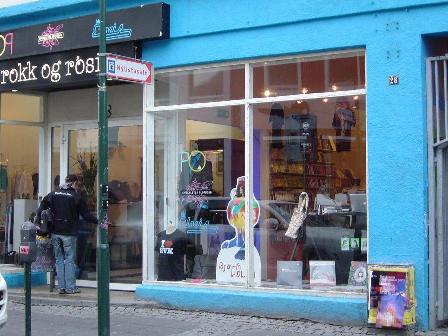 Yet another record shop will be gone. I still remember the days @ Japis, Músik og Myndir \u2026 I\u0027m getting old. But the online shops are taking over @