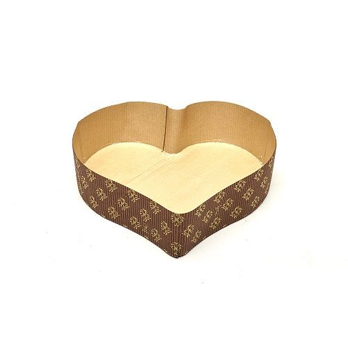CAKE MOULD PAPER HEART BIG