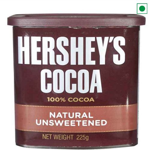 HERSHEY'S COCOA NATURAL 225GM