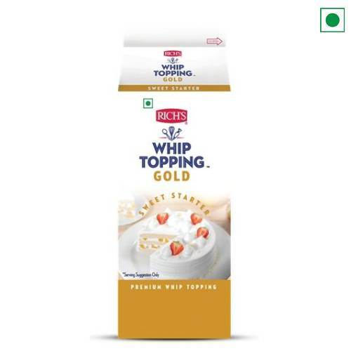 RICH'S WHIPPING CREAM GOLD 1KG