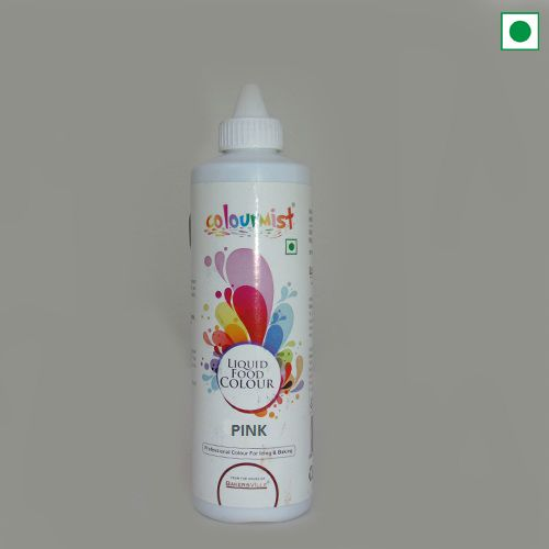 COLOURMIST LIQUID FOOD COLOUR 200GM PINK