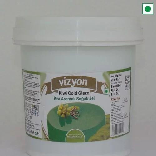 VIZYON KIWI COLD GLAZE 900GM