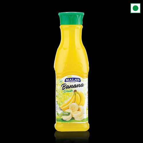 MALAS BANANA FRUIT CRUSH 750ML