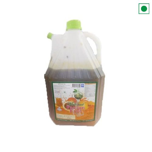 MALANAD PASSION FRUIT SYRUP 5LTR