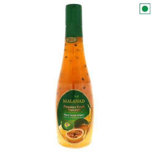 MALANAD PASSION FRUIT CRUSH 1LTR