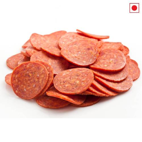 QUICKEES / MFC PORK PEPPERONI SLICES 500g