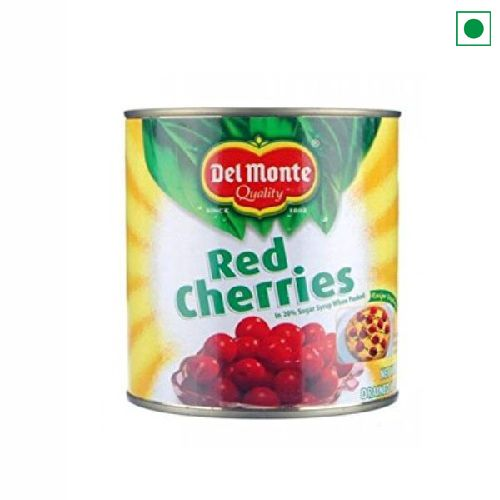 DELMONTE RED CHERRIES 840GM