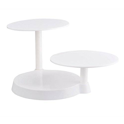 3 TIER PILLAR CAKE STAND OR CUPCAKE STAND