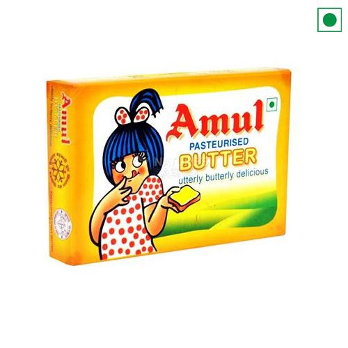 AMUL TABLE BUTTER 100g