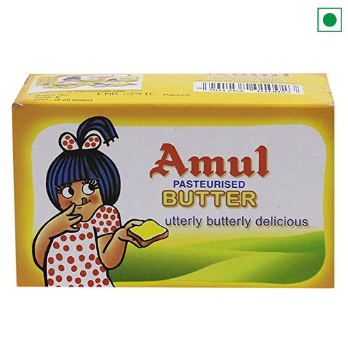 AMUL TABLE BUTTER 500GM