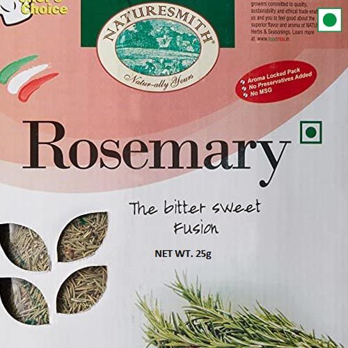 DRY HERB ROSE MARY 25GM