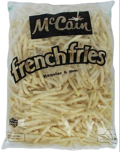 McCAIN FRENCH FRIES 6MM 2.5KG