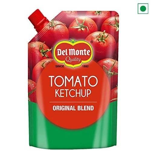 DELMONTE TOMATO KETCHUP SPOUT 500GM