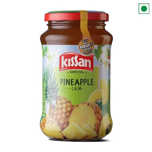 KISSAN PINEAPPLE JAM 500 GM