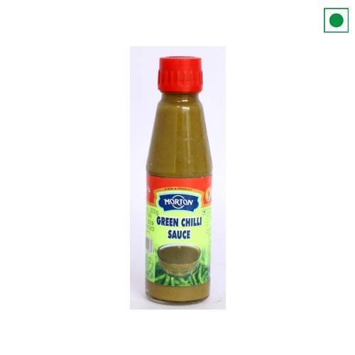 MORTON GREEN CHILLY SAUCE 200GM
