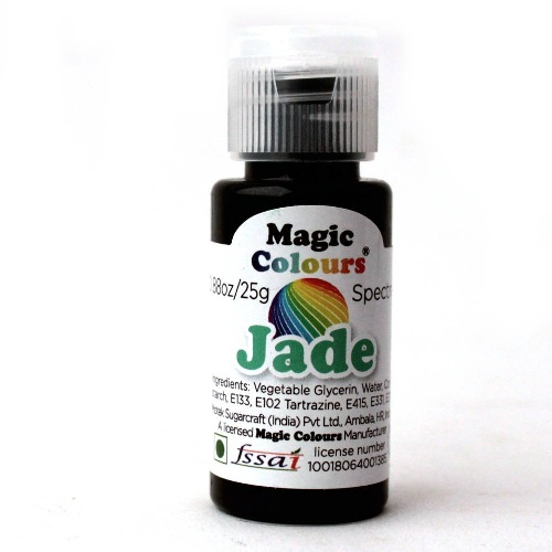MAGIC COLOURS JADE 25GM