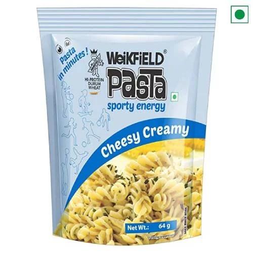 WEIKFIELD PASTA CHEESY CREAMY 64g