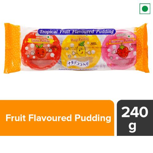 COCON PUDDING 240g 3 CUP