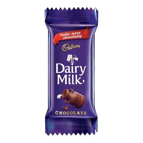 CADBURY DAIRY MILK CHOCOLATE 13.2g
