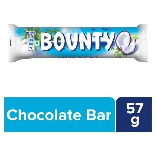 BOUNTY CHOCOLATE 57g