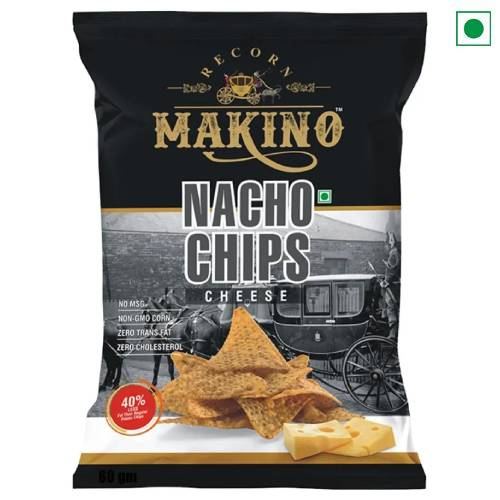 MAKINO NACHO CHIPS CHEESE 60GM