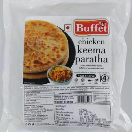 BUFFET CHICKEN KEEMA PARATHA 400g