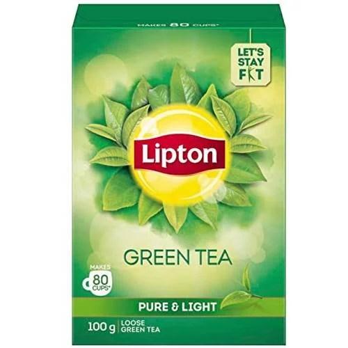 LIPTON LOOSE GREEN TEA 100g